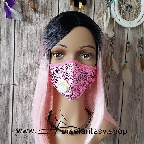 Community Maske mit Ventil
