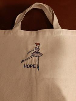 Leslie's Embroidered Bag