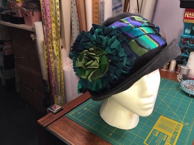 Kathy's hat