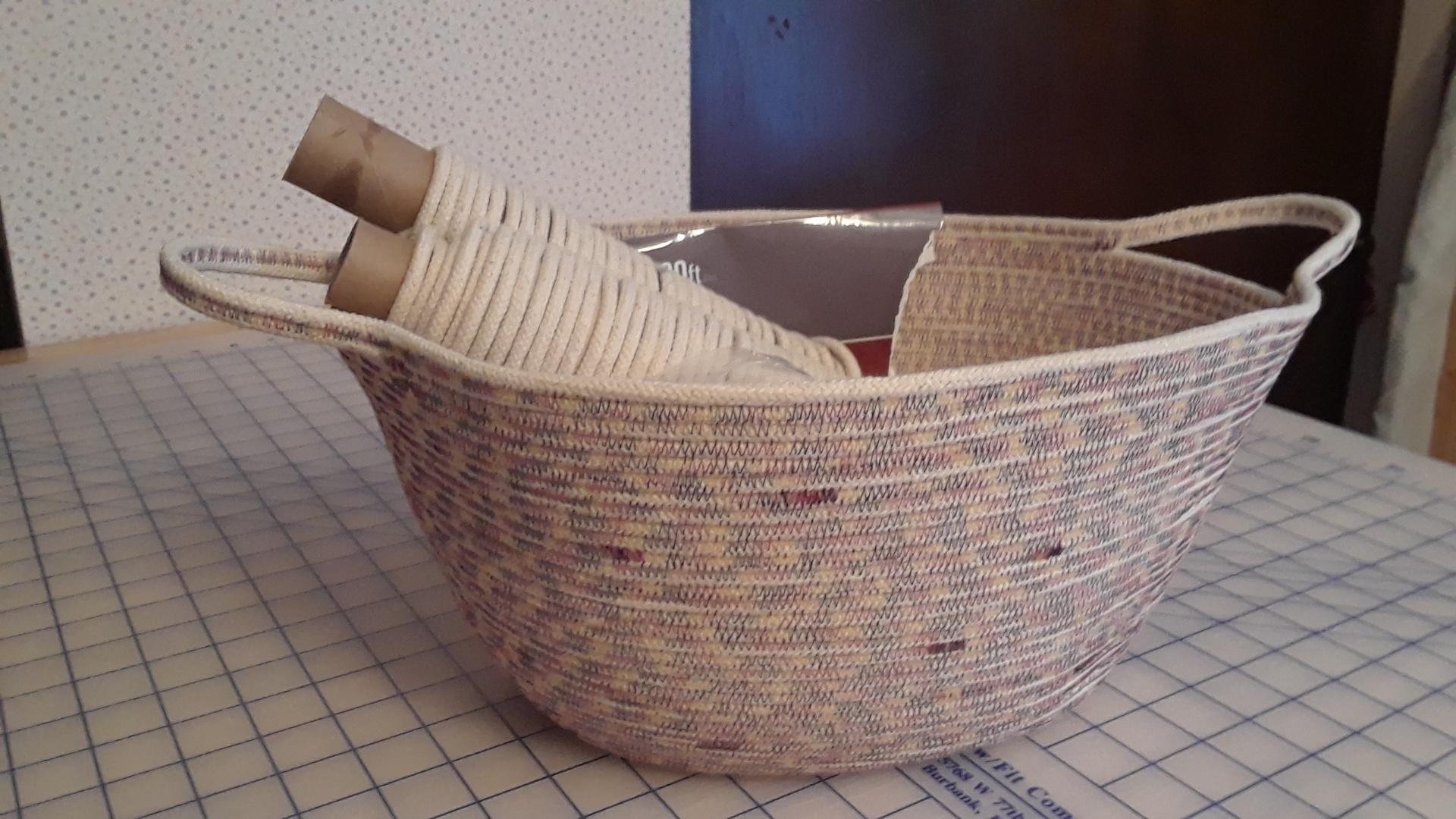 Paulette's basket