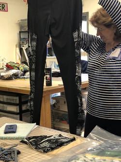 Nancy's leggings