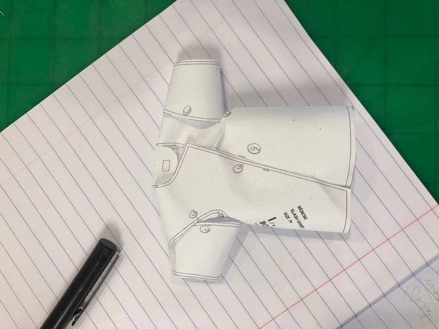 Marion's geometric prototype