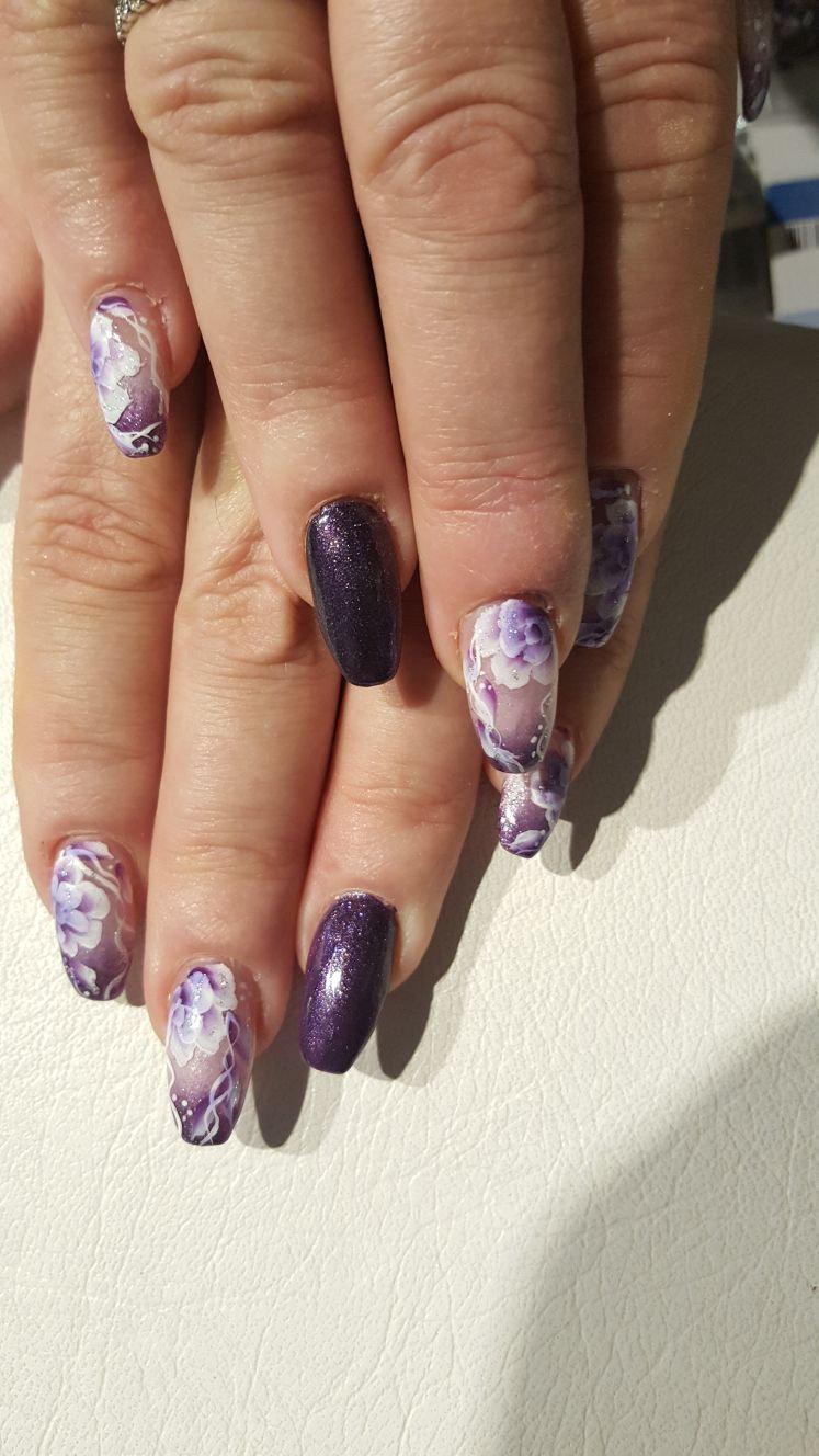 Nails auffüllen ab der 5. Woche