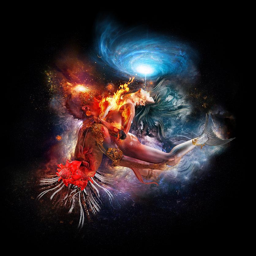 JAI SOL ART -  Passion Space - www.jaisolart.com