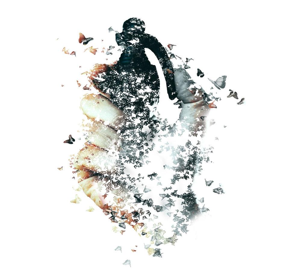 JAI SOL ART -  Butterfly Effect - www.jaisolart.com