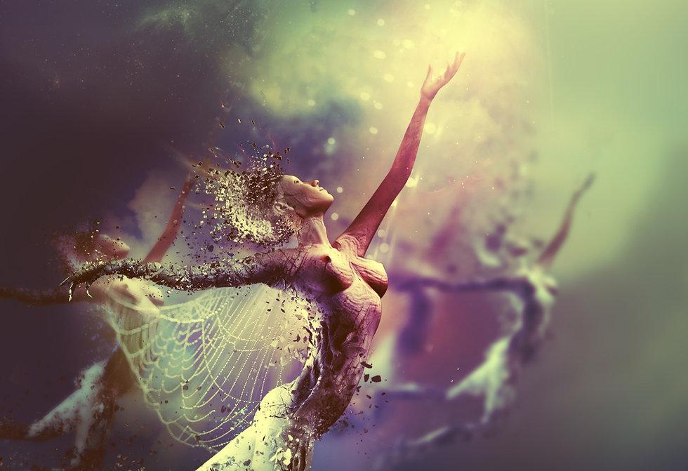 JAI SOL ART - Suterranean Ballet - www.jaisolart.com