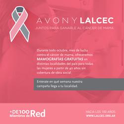 LALCEC AVON