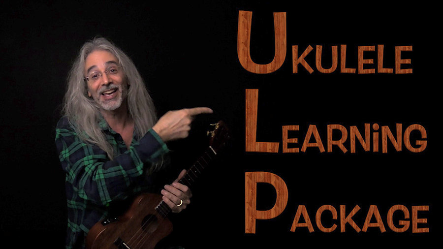 """""""Stand By Me"""" - Ukulele Learning Package"""