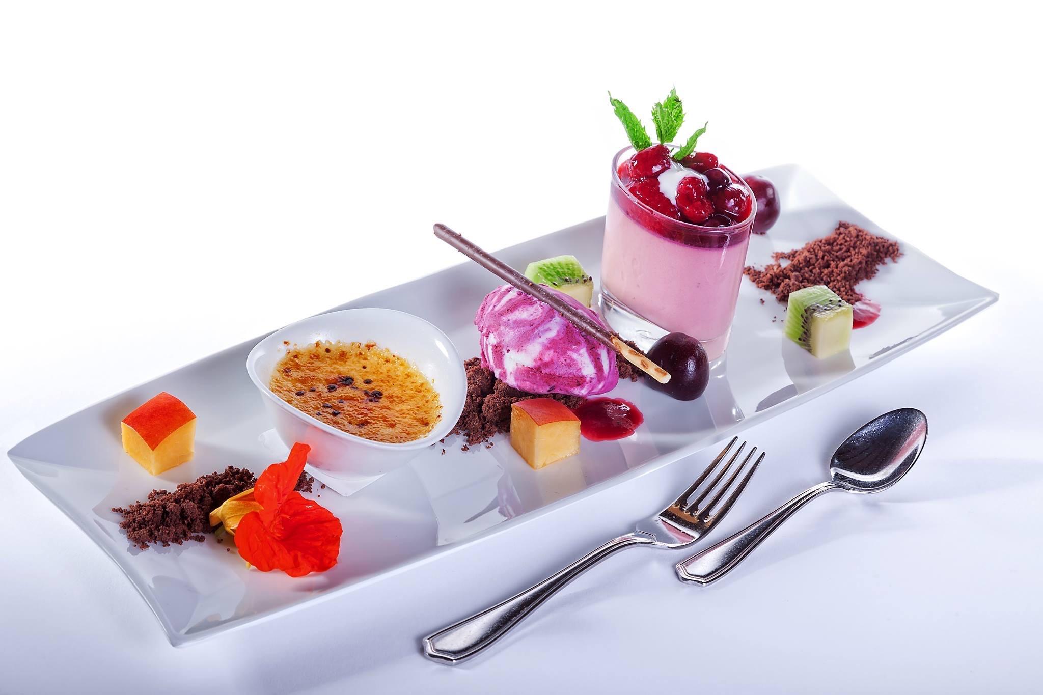 Blumenthal Dessertvariation