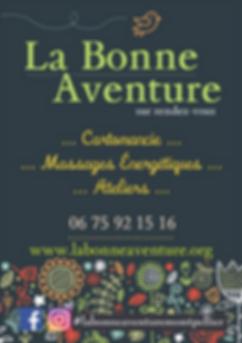 La Bonne aveture, Cartomancie, Massage et Ateliers  Montpellier Massages Énergétiques Brocante