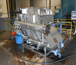 An MD 24/42 DAF with built in flocculation tubes.