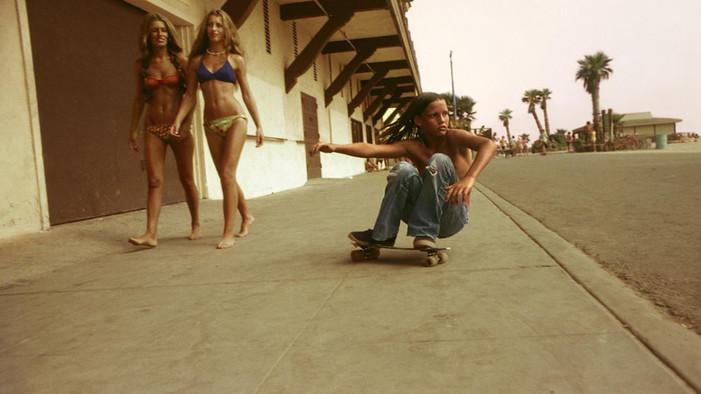 빈티지 스케이트 포토그래퍼 Hugh Holland