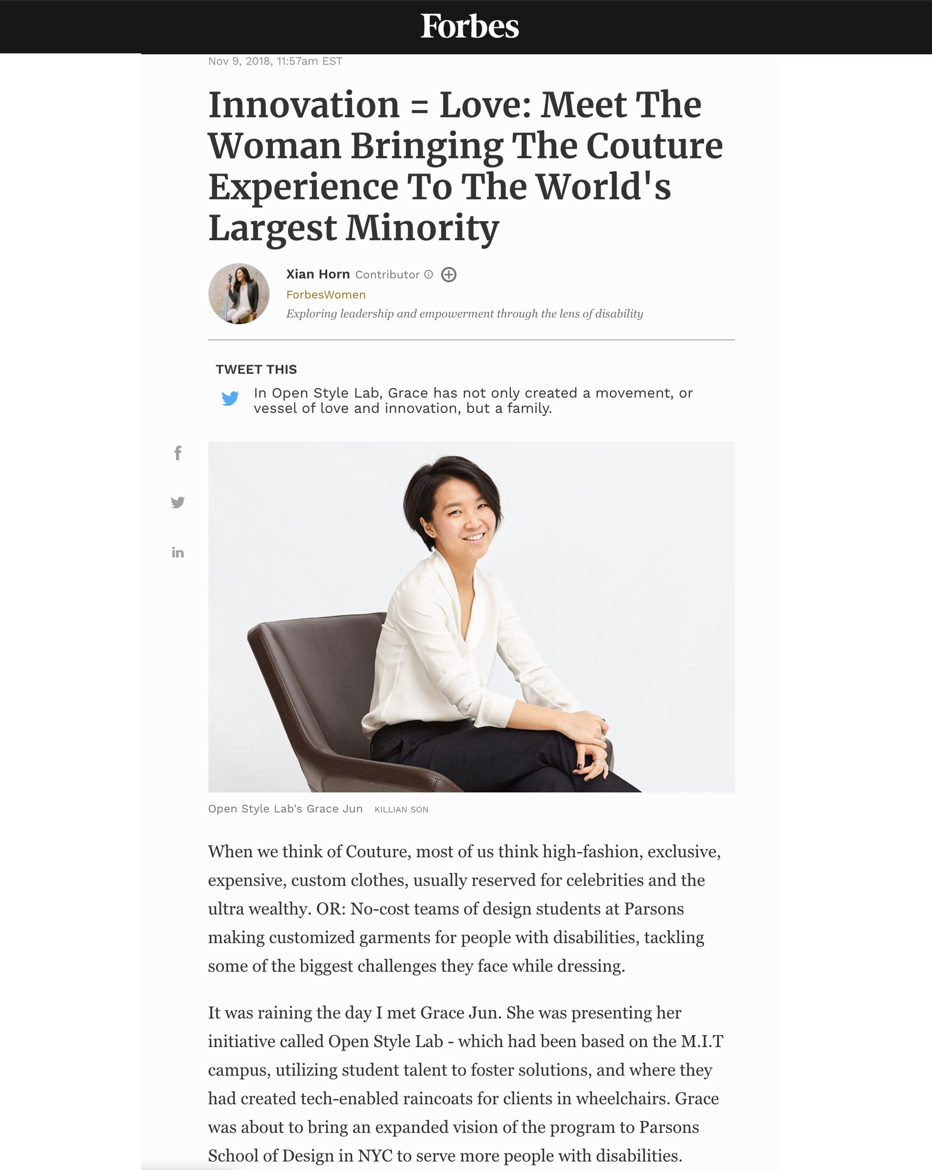 Forbes for Grace Jun