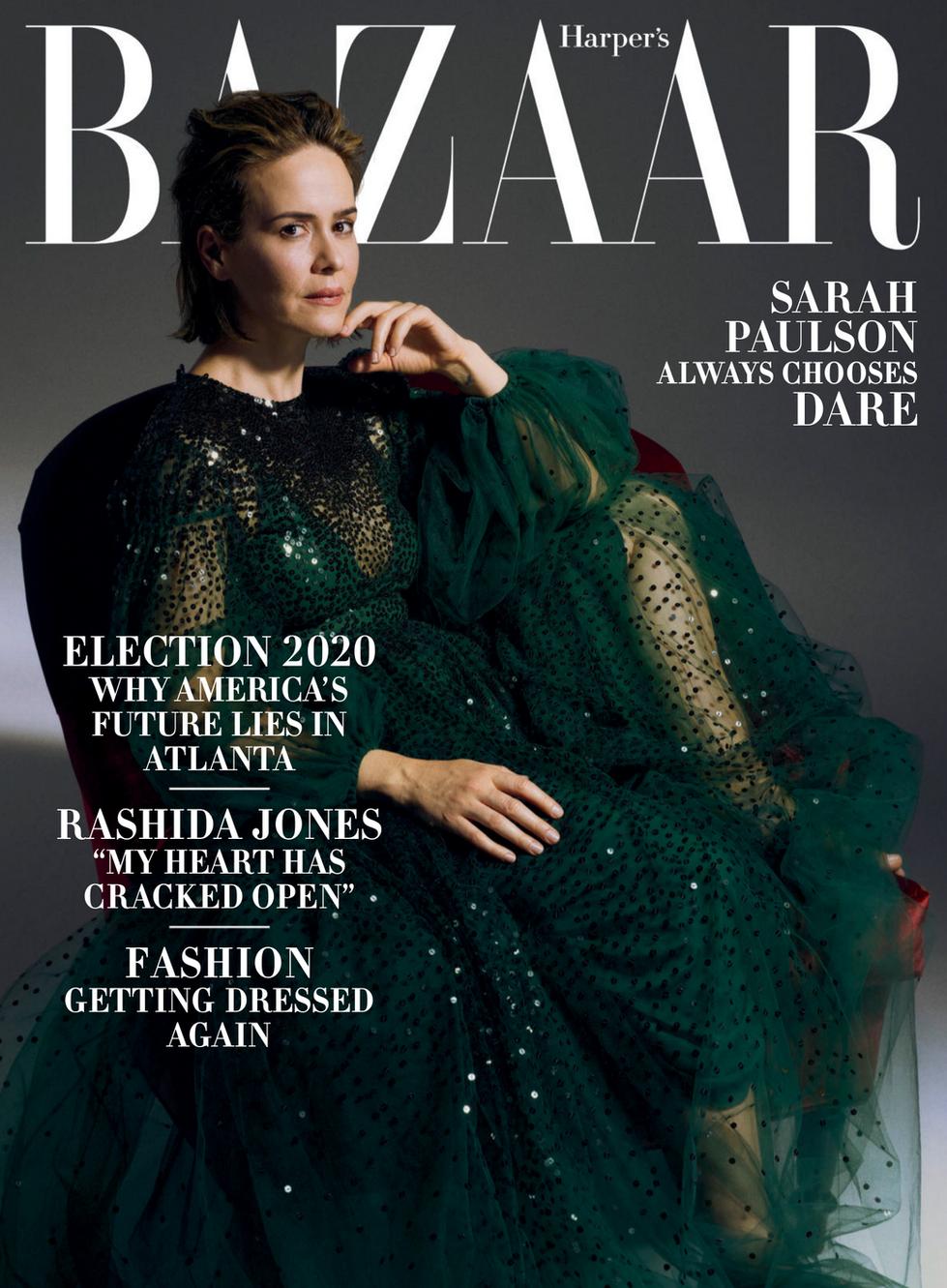 Haper's Bazzar 2020 Oct Issue