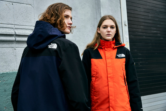 NorthFace 20S/S Online Campaign