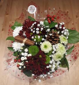 chrysanthemum bouquet - fresh flowers