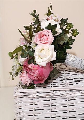 Artificial bridal bouquet