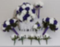 Melolivia Flowers - package deal £99 - foam flowers