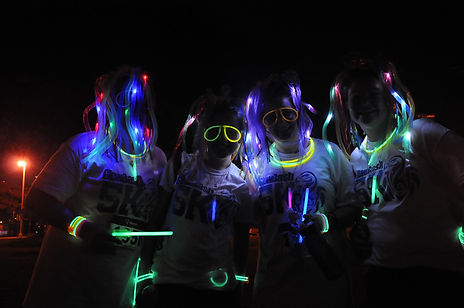 Glow, Fun Run, Scavenger Hunt, Brightest 5K, Scavenger Hunt,