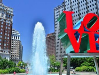 Philly... the city of love
