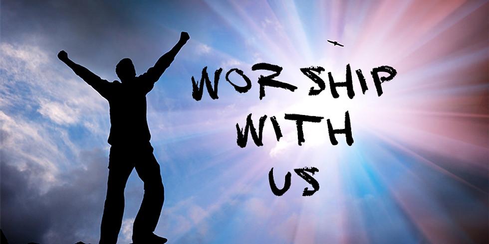 Sunday Worship Service - June 20, 2021 @ 11:00am