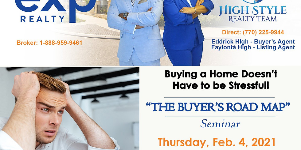 FREE First Time Home Buyers Seminar - Thursday February 4, 2021 @ 8:00pm EST