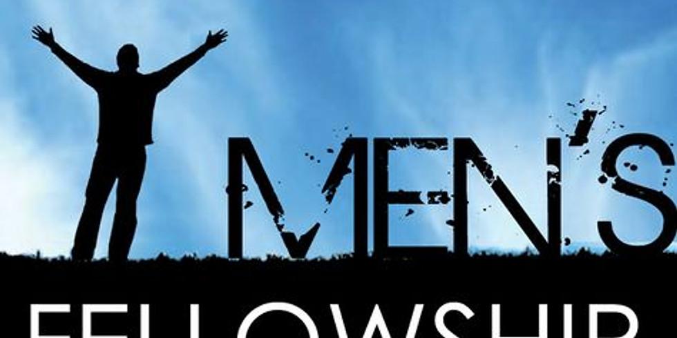 Men Of Authority Fellowship - Monday, February 1, 2021 @ 8:00pm EST
