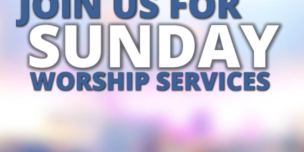 Sunday Worship Service - October 25, 2020 @ 11:00am EST