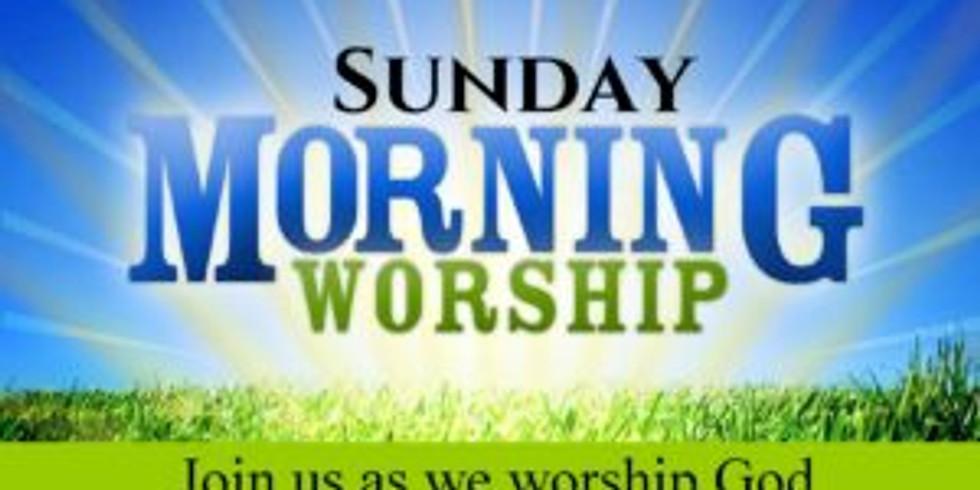 Family & Friends Sunday Worship Service - January 31, 2021 @ 11:00am