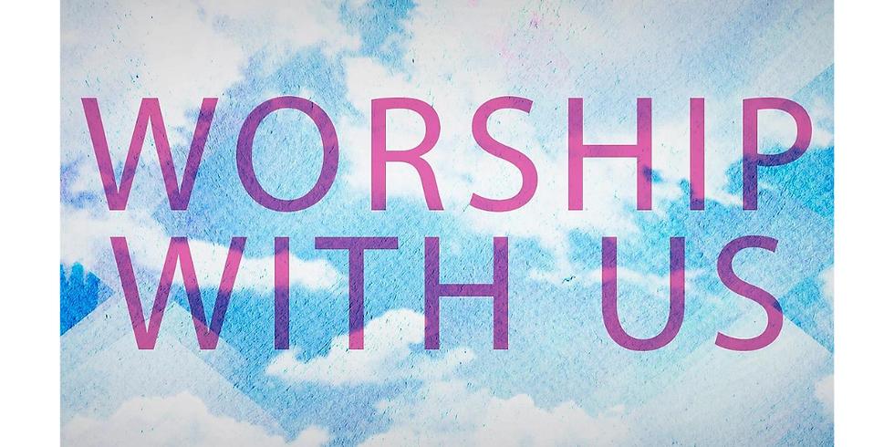 Sunday Worship Service - July 11, 2021 @ 11:00am