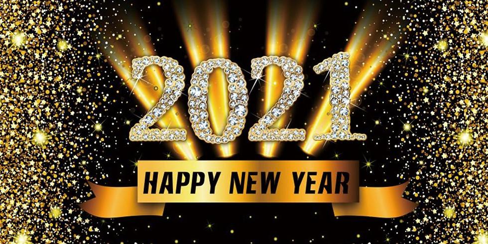 New Year's 2021 Celebration Service - December 31, 2020 @ 10:00pm