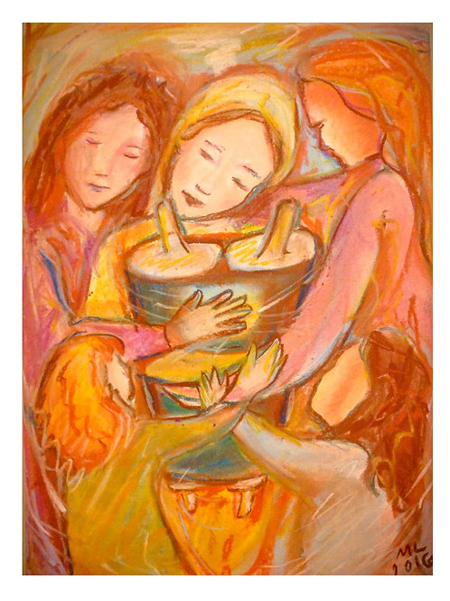 LEARNING TORAH THROUGH THE VOICES OF WOMEN - 8 classes