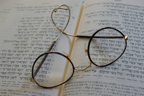 EMBODYING JEWISH ETHICS: AN APPLIED STUDY OF PIRKEI AVOT - 6 classes
