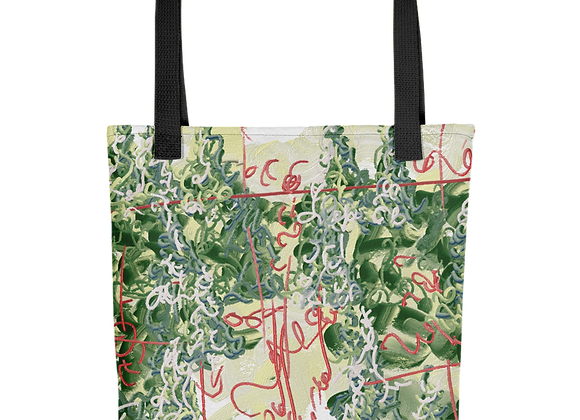 """Oh Evergreen"" 00.1 Tote Bag"