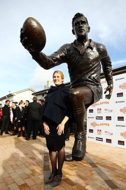 Natalie+Stamilla+Colin+Meads+Statue+Unveiling+l8dQ1jnc8Hgl