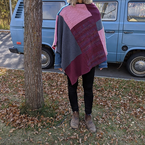 Cashmere Poncho (Tall) - Rosemary Clooney