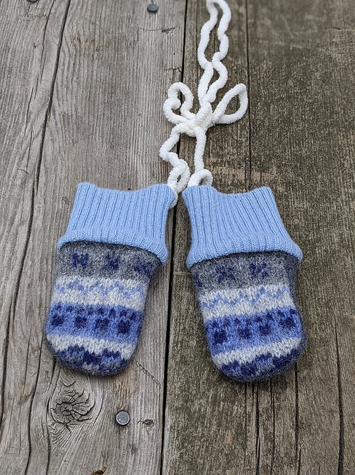 Blue/Grey  Baby- Newborn