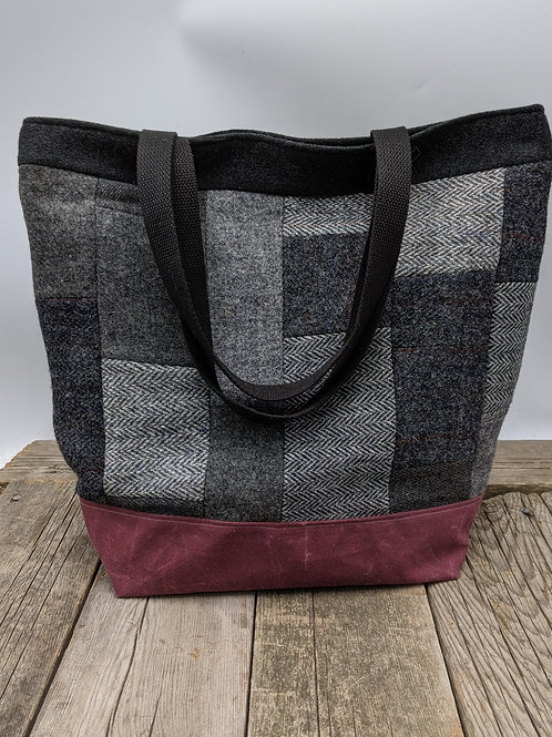 """Duffy* Tote - """"Finlay"""""""