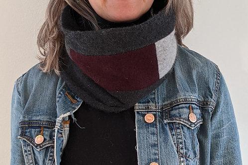 Cashmere neck warmer - Rocky Mountains #2