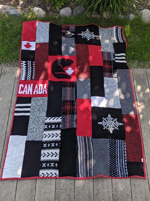 "Canadiana 153 #4 -""Team Canada"""