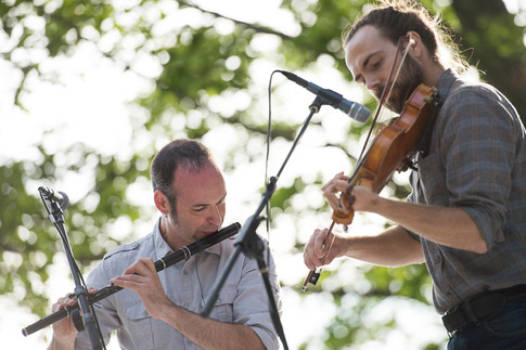 Matt and Graham_photo by Christopher Dug
