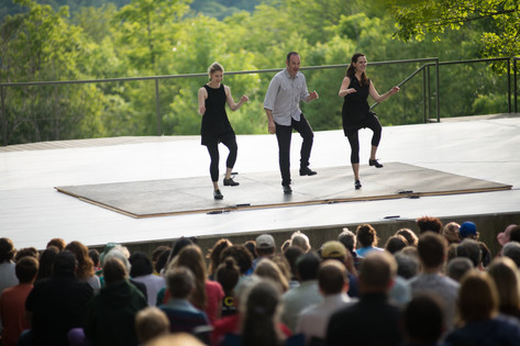 Good Foot at Jacob's Pillow
