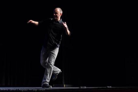 Matthew onstage at the Augusta Heritage Center Augusta All Black_ 11800056_1015317