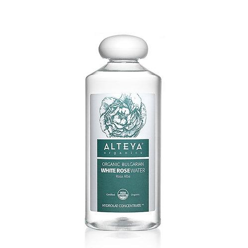 ALTEYA | Organic Bulgarian White Rose Water (Rosa Alba) | 500ml