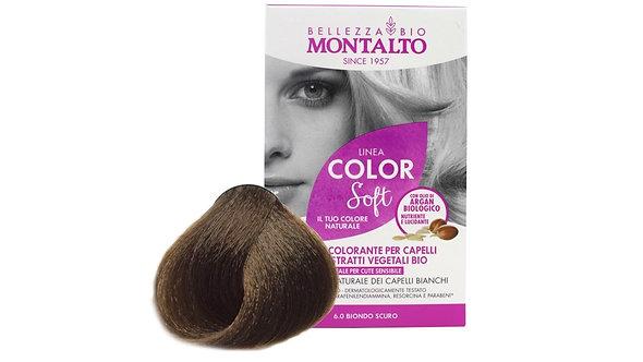 Montalto | 意大利天然染髮劑 – 深栗色 6.0 (>90%天然