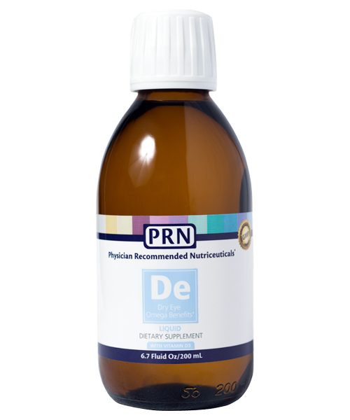 PRN Physician Recommended Nutriceuticaals® | Dry Eye Omega Benefits® Lqd | 200ml