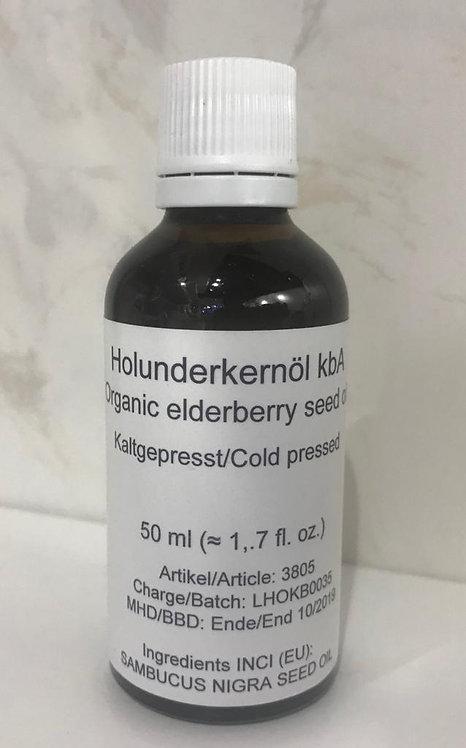 Oleador | Organic Elderberry Seed Oil | 50ml
