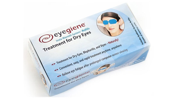 Eyedetec Medical Inc | 眼敷舒, 乾眼治療和眼部治療 | EyeGiene® 30對熱包
