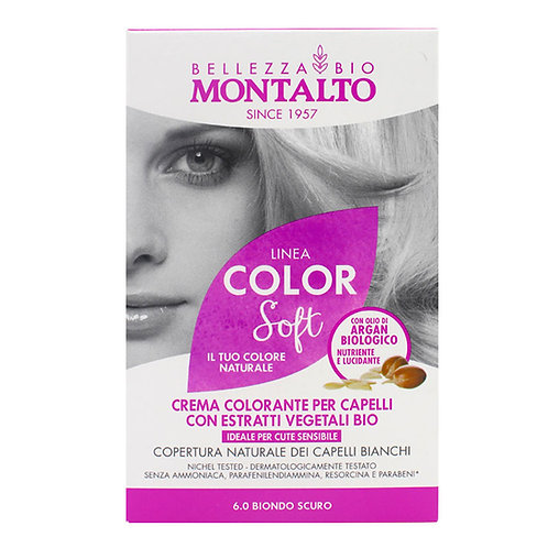 Montalto | Linea Color Soft | 6.0 Biondo Scuro (>90% Natural)