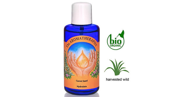 The Aromatherapist | Carrot Seed Organic Hydrolate | 200ml